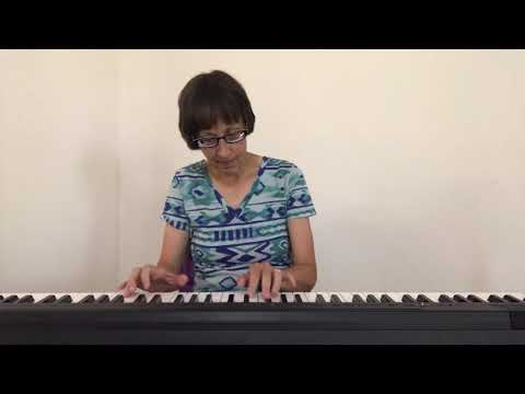 Bach Invention no. 8 in F Major