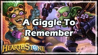 A Giggle To Remember - Boomsday / Hearthstone