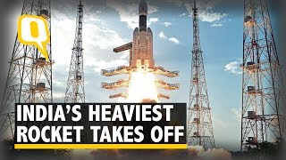 ISRO Successfully Launches GSAT-19 on Its 'Heaviest Rocket'