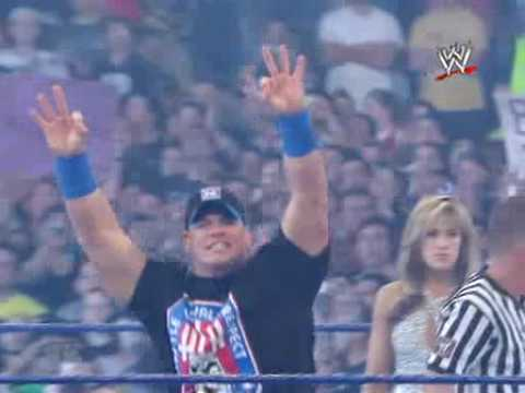 WWE WrestleMania25 World Television Premiere 2/10