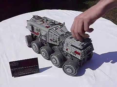 Lego Star Wars Ucs St08 Juggernaut Youtube