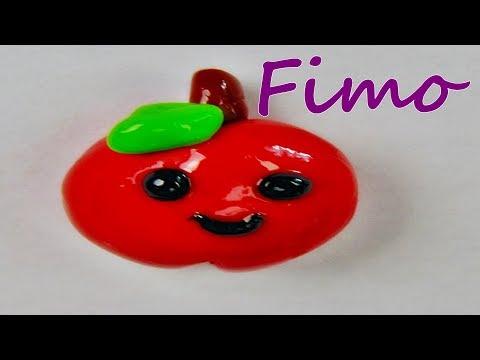 basteln:-apfel-aus-fimo-anleitung-/-polymer-clay-kawaii-apple-/-charms