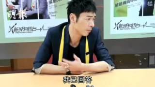[2012/7/10 明報] 許志安:脷為你伸 嘴為你張