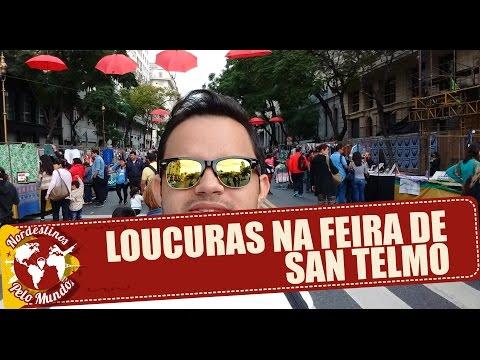Argentina - Feira de San Telmo | Daily Vlog #3