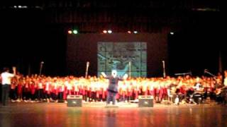 cantata a bolivar segundo tema teatro de la opera 2009