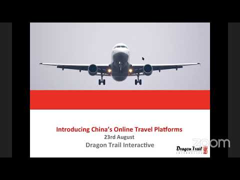 Introducing China's Online Travel Platforms
