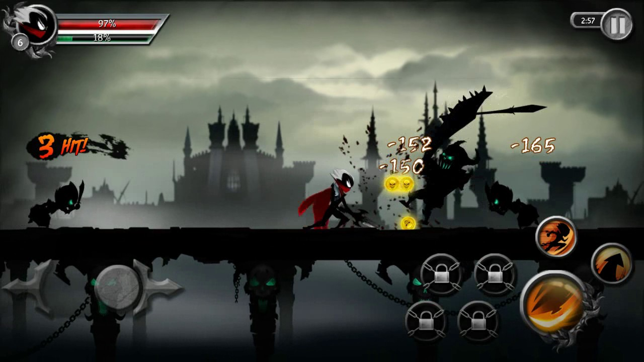 Image result for Stickman Legends game pic