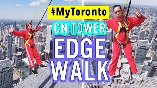 CN Tower Edge Walk