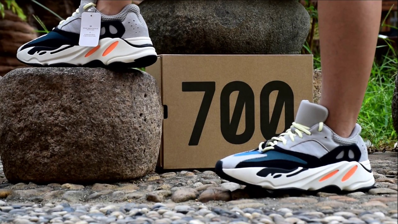 huge selection of cc6af 119d1 Yeezy 700 Runner | First Look | On Feet