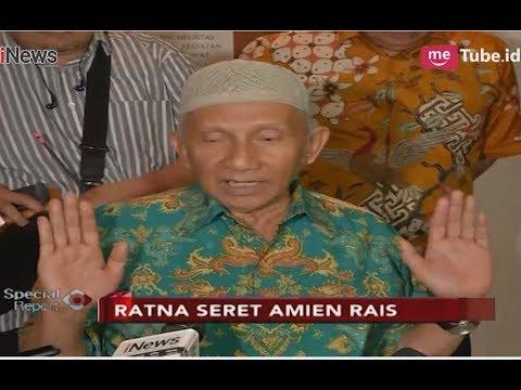 Amien Rais Ingin Ungkap Kasus Korupsi, Kenapa Baru Sekarang? - Special Report 08/10