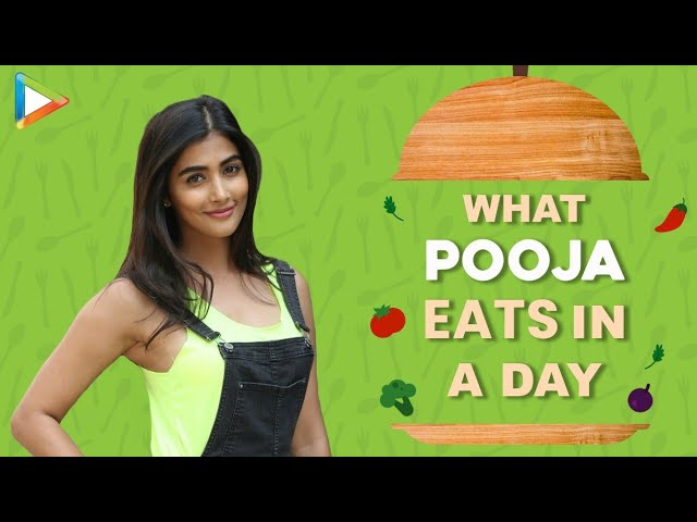 What I Eat In A Day With Pooja Hegde | Diet | Lifestyle