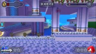 Sonic Rivals 2 - Sonic Story [Part 1/6]