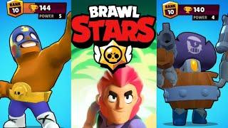 Brawl Stars #9 El Primo Darryl 升 Rank 10
