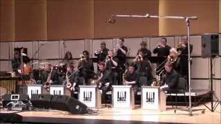 For Lena and Lennie—Central Washington University Jazz Band 1