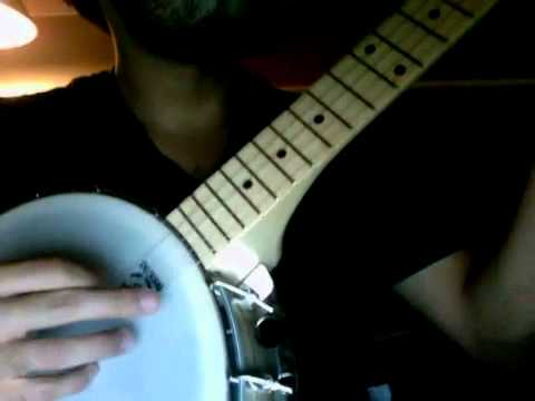 The State Of Massachusetts banjo intro - YouTube