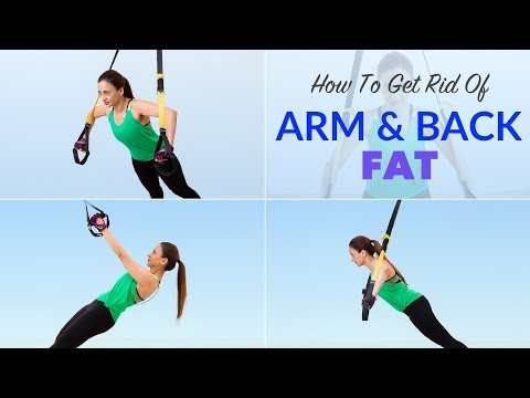 how-to-lose-arm-fat-&-back-fat-fast-|-summer-workout-without-weights