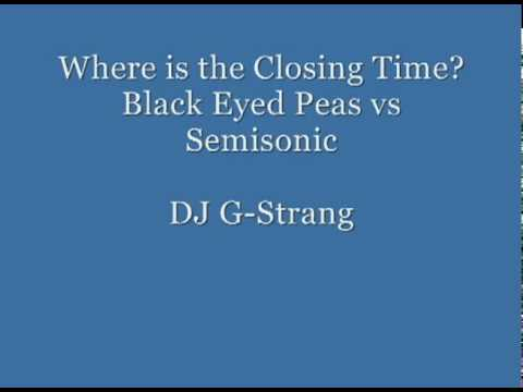 Where is the Closing Time? - DJ G-Strang
