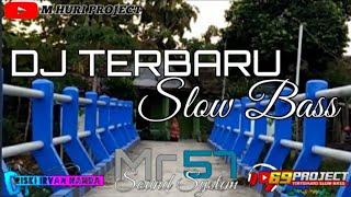 DJ TERBARU SLOW BASS   JINGGLE MR57 BY 69 PROJECT   REMIXER RISKI IRVAN NANDA