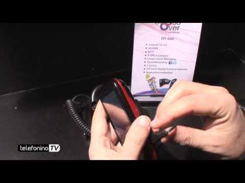 Alcatel OT980 MWC 2010 da Telefonino.net