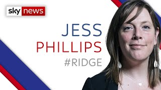 Jess Phillips: I'm open to different models for the decriminalisation of drugs