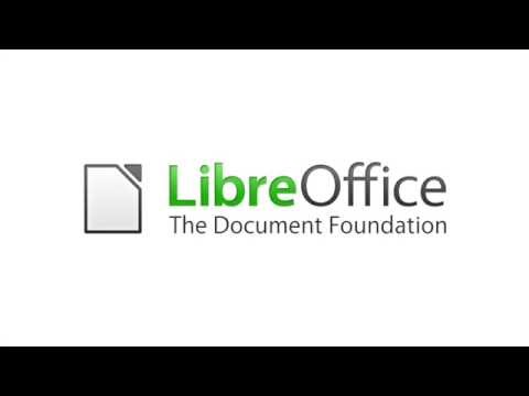 This is LibreOffice