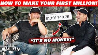💵 How To Make Your First $1 Million Dollars! 😱 (ED MYLETT & GRANT CARDONE ADVICE)