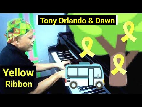 Tie A Yellow Ribbon Round The Ole Oak Tree-Piano by Mr.Jeab
