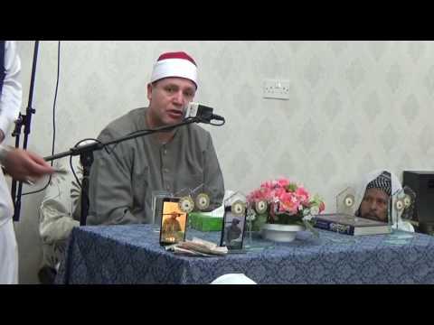 Qari Sheikh Hajjaj Ramadan Al Hindawi Quran Tilawat Madina Masjid Colne 21.5.17
