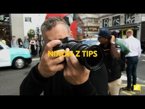 Nikon Z tips: Continuous Shooting