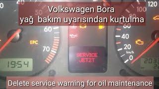 Service jetzt servis uyarısından kurtulma