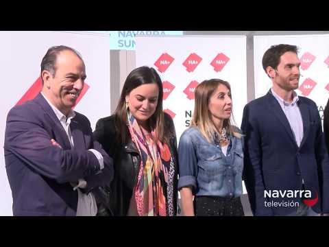 Navarra Suma presenta los candidatos de las generales