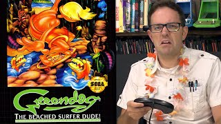 Greendog (Sega Genesis) - Anġry Video Game Nerd (AVGN)
