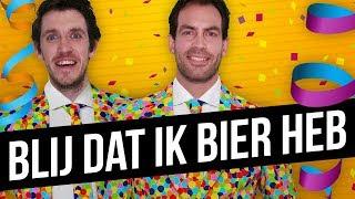 De Twee Fluitjes - Blij Dat Ik Bier Heb ( Carnaval 2018 )