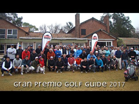Gran Premio Golf Guide 2017