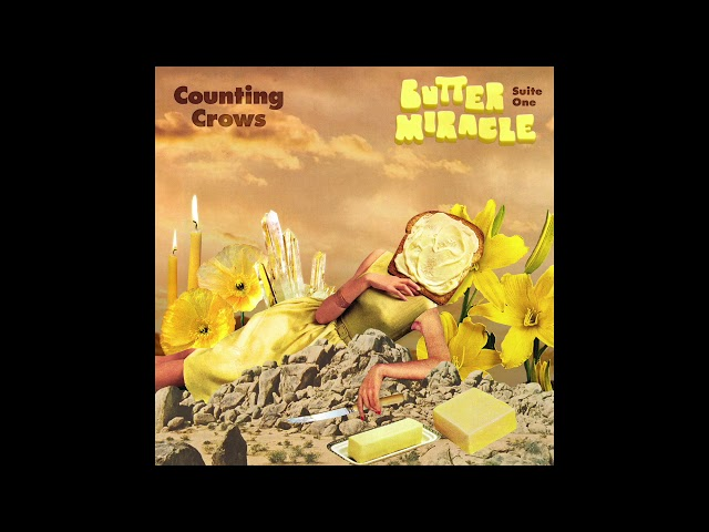 Counting Crows - Elevator Boots (Single Edit)