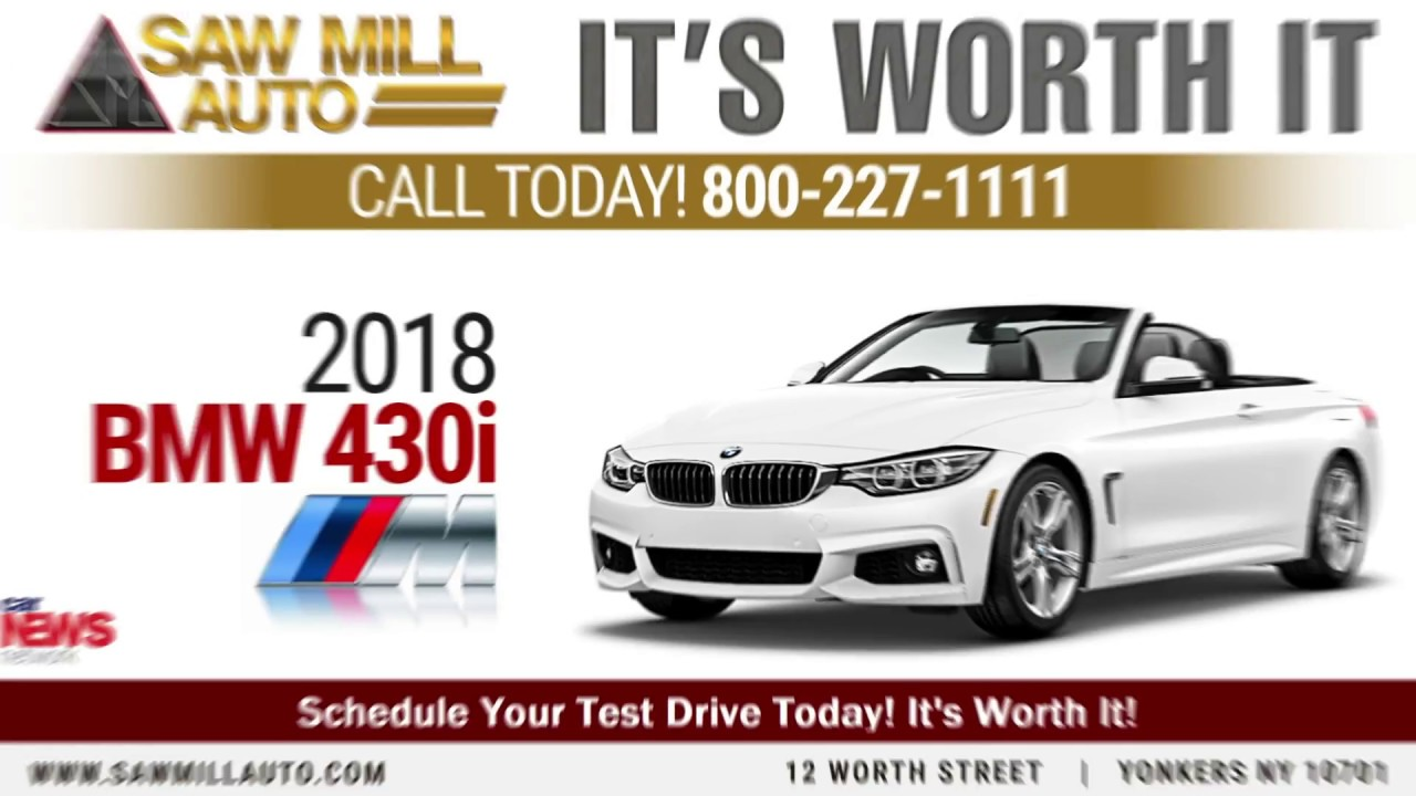 Saw Mill Auto | Yonkers New York Used Car Dealer near Bronx