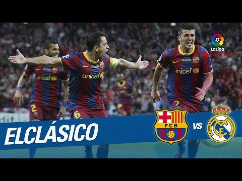 ElClasico - Highlights FC Barcelona vs Real Madrid (5-0) 2010/2011