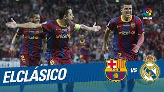Highlights fc barcelona vs real madrid (5-0) 13th round laliga 2010/2011 subscribe to the official channel of santander in hd | 2010-11-29 00.00h j1...