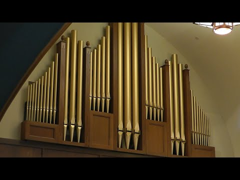 I Saw Three Ships  Pipe Organ Christmas Music