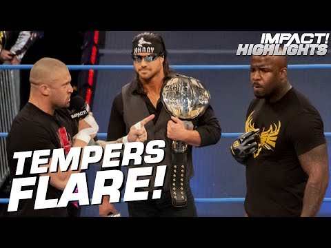 Johnny Turns Moose & Killer Kross Against One Another! | IMPACT! Highlights Feb 22, 2019