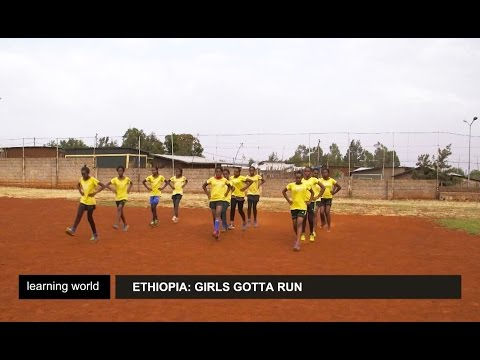 Girls Gotta Run! Pursuing your dreams in sport & beyond in Ethiopia (Learning World: S5E28, 2/3) thumbnail