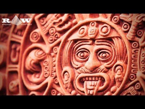 Mayas - Découverte des Plus Importantes Peintures Rupestres au Yucatan