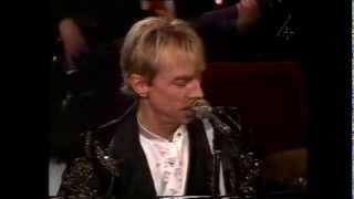 "Jahn Teigen - Min Første Kjærlighet , Live ""Aladdin"" TV4 (1990)"