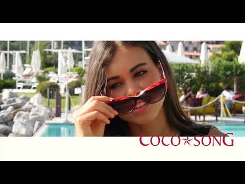 Cocosong Eyewear just completes your Spring look