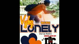 vybz - when you lonely {dial out riddim} 2012 promo use only