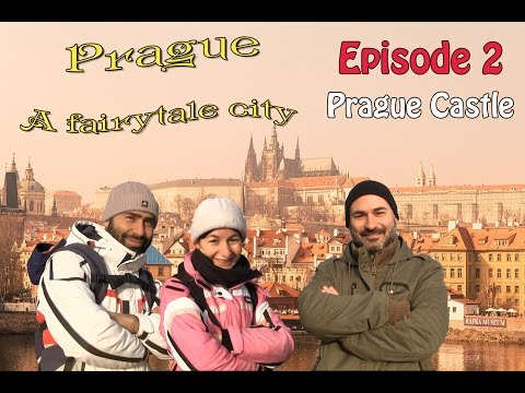 Prague – Episode 2: The fairytale begins with a castle, a witch, a demon and some gargoyles