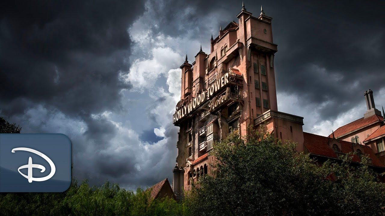 It S Time To Check In At The Twilight Zone Tower Of Terror Walt Disney World Resort Youtube