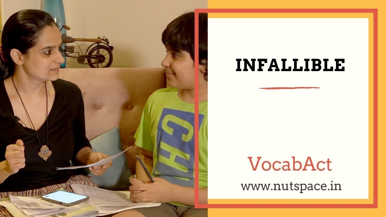 Download Infallible Meaning & Pronunciation | English Vocabulary | VocabAct