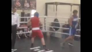 Бокс Русич  Юрьев Андрей Гелиос Кожухово
