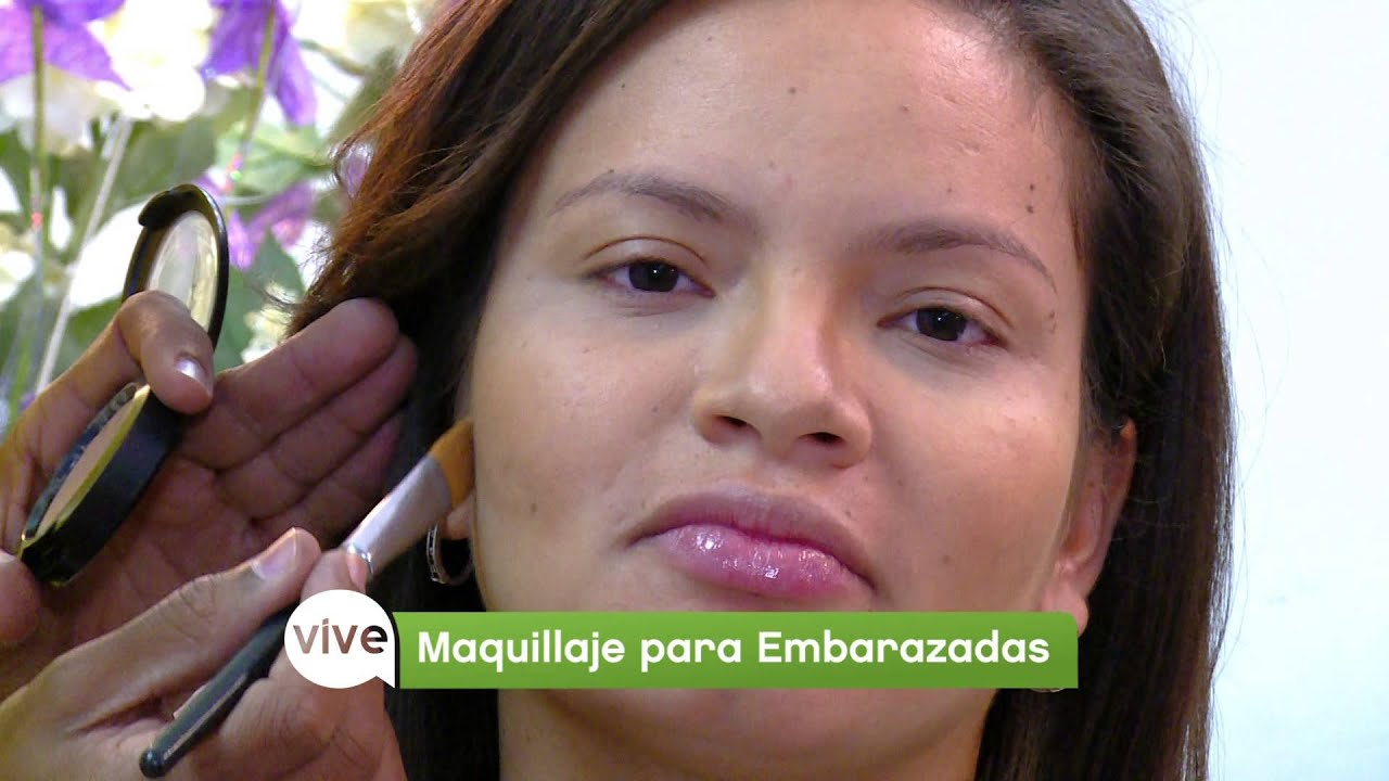 58d6348ba ViveNex  BELLEZA - Maquillaje para Embarazada - YouTube